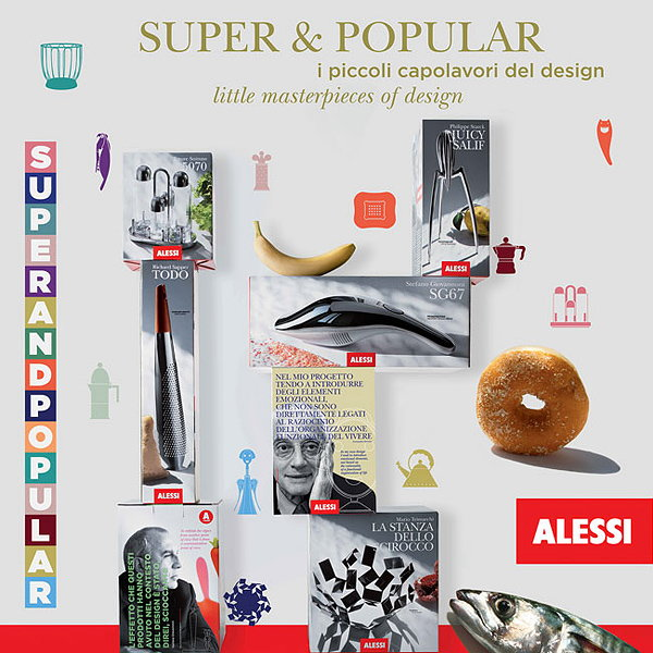 Alessi Wins Five 2014 GOOD Design Awards