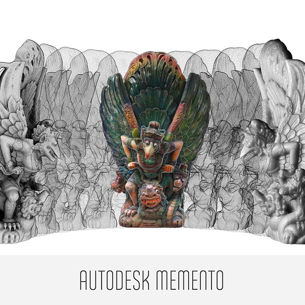 Autodesk Memento Now Available as Public Beta