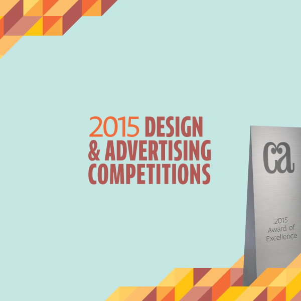Communication Arts 2015 Design and Advertising Competitions - Call for Entries