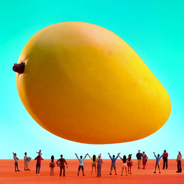 SpecialGuest and Sagmeister and Walsh Deliver Vibrant Stop-Motion for Frooti