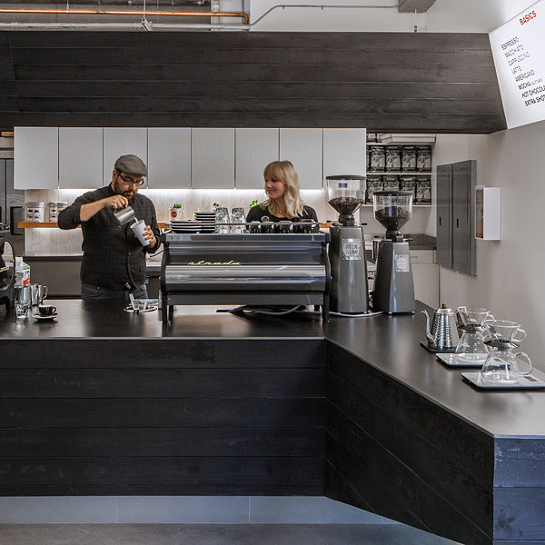 Coffee Bar Kearny by jones | haydu