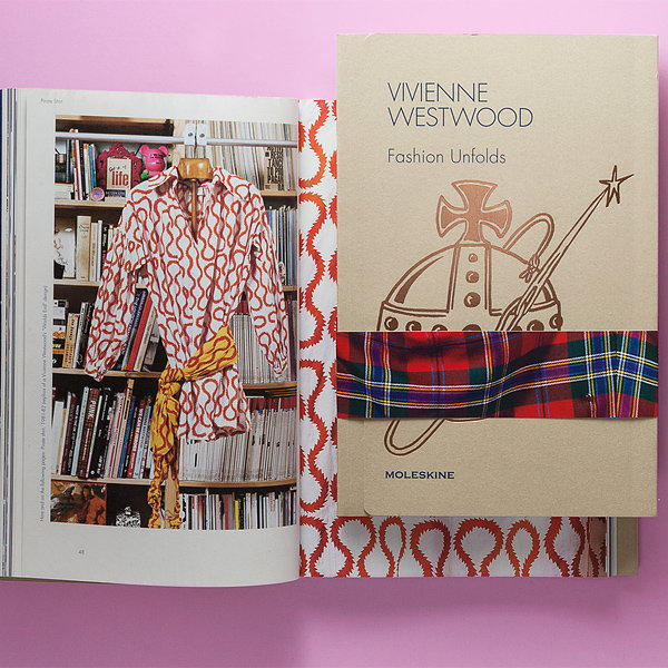 Moleskine Releases New Art and Photo Book on Legendary Designer Vivienne Westwood