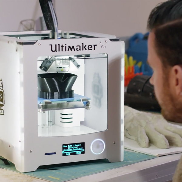 Ultimaker Releases Three New Videos Highlighting the Capabilities of its 3D Printer Line