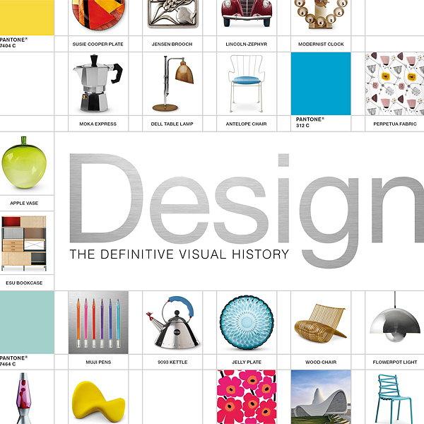 Design The Definitive Visual History