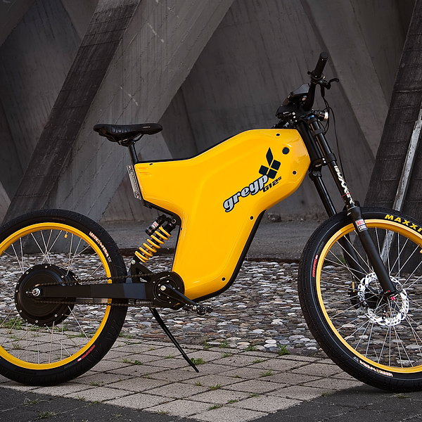 Greyp Unveils G12S Electric Bicycle