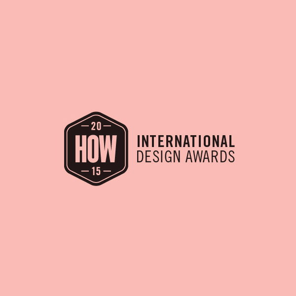 HOW International Design Awards 2015
