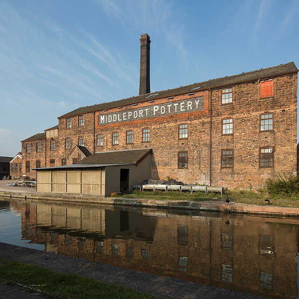 Regeneration of a Victorian Pottery in Middleport Has Created a Dynamic New Business and Visitor Centre