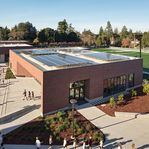 WRNS Studio Unveils The First Library in the U.S. to Achieve Net Zero Energy Building Certification