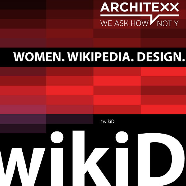 Women.Wikipedia.Design - Writing Workshop at Center for Architecture