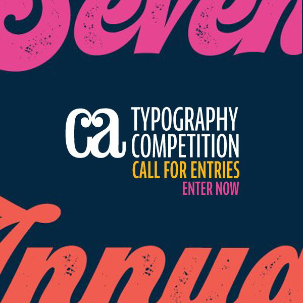 Communication Arts' 2017 Typography Competition - Call for Entries