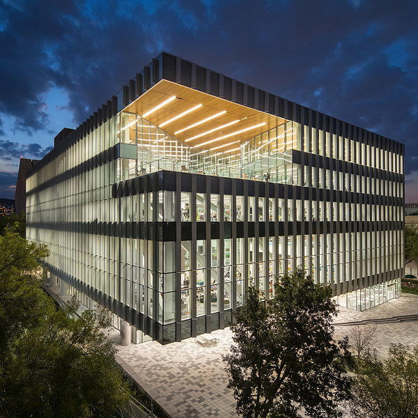 Top 30 Military Architecture Firms Building Design: Shepley Bulfinch