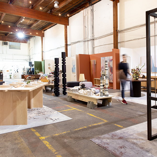 Sixth Annual Address Design Show Showcases 40 Designer Makers