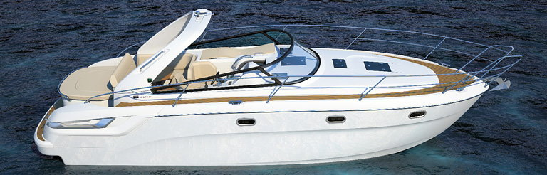 Bavaria Introduces New Sport 34