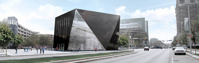 The New MOCA Cleveland Design Unveiled
