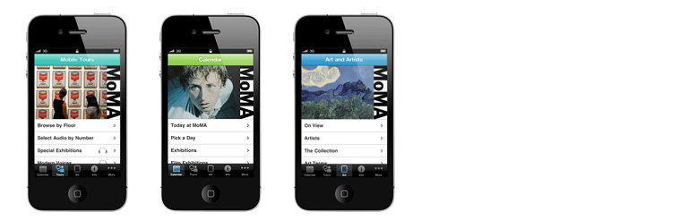 MoMA Launches Free iPhone App