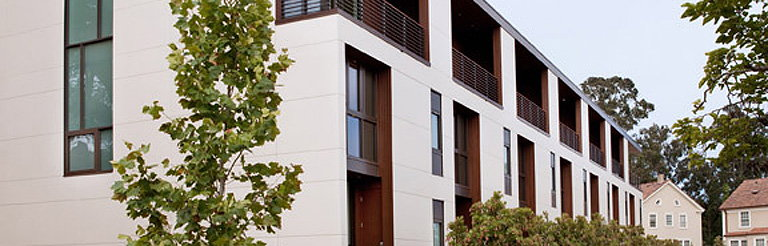 LivingHomes' Belles Townhomes in Presidio is First Multifamily LEED Platinum in San Francisco