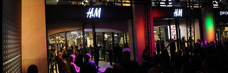 H&M Opens Paris Flagship Store Designed by Jean Nouvel