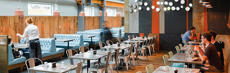 Blacksheep Designs New Jamie's Italian at Westfield