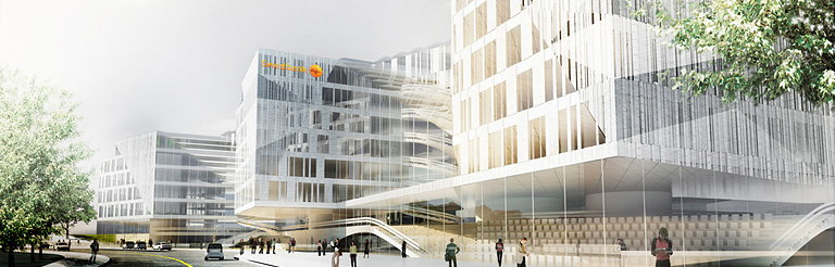 Swedbank's New International Headquarters by 3XN