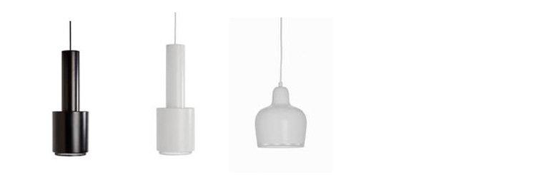 artek to offer two classic lighting designs in new colors artek lighting