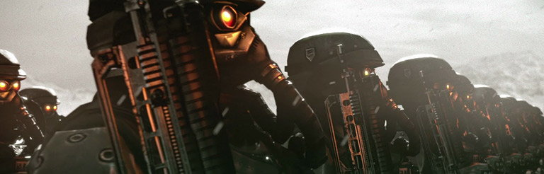 Mothership's Vernon Wilbert Delivers Sci-Fi Fascism in 3D for Killzone 3 Game Cinematic