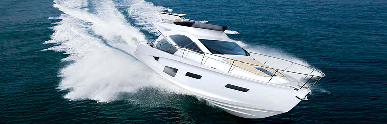 The Intermarine 55 Luxury Yacht by BMW Group DesignworksUSA