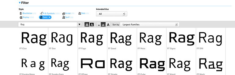 FontFont Website Relaunches