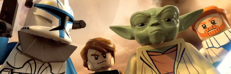 The Core Teams with Agency Goodness and Lucas Arts for New Lego Star Wars 3 Video Game Campaign