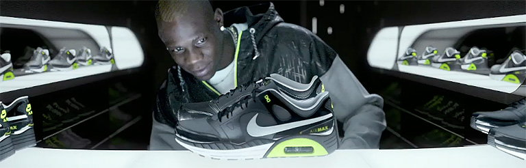 1stAveMachine and Stink Defy Gravity with Nike in Nike Lunar for Foot Locker