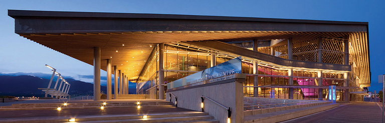 LMN Wins National AIA COTE Award for LEED Platinum Certified Vancouver Convention Centre Project