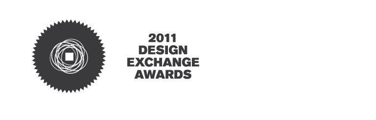 2011 Design Exchange Awards - Call for Submissions