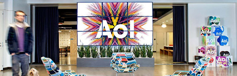 New AOL Office at Palo Alto by Studio O+A