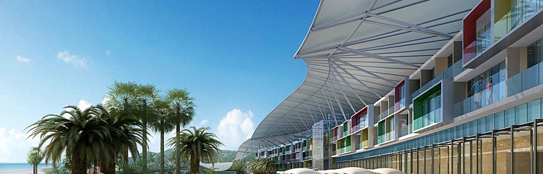 Aegean Breeze - Leo A Daly Completes Master Plan and Concept Design for Five-star Turkish Resort