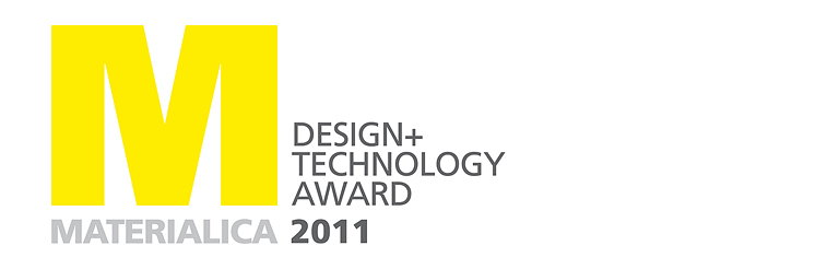Materialica Design and Technology Award 2011