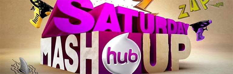 Troika Develops The Hub TV Network's Saturday Mash Up Campaign