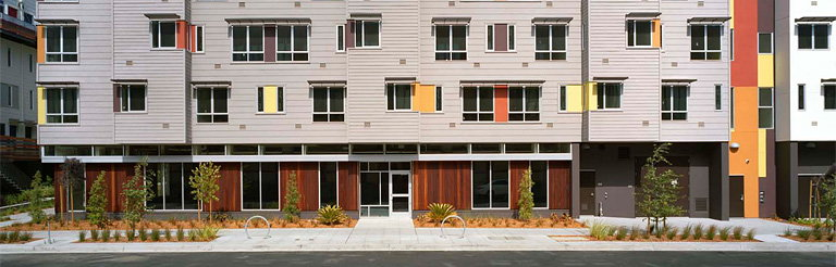 Multi-Generational Affordable Housing in San Francisco
