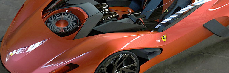 Autodesk Design Award Showcases Use of 3D Software for Futuristic Automotive Design