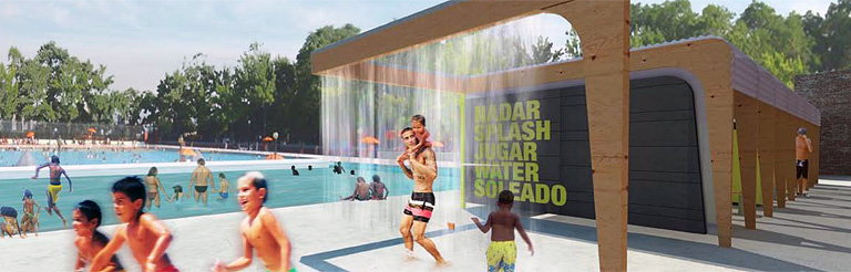 Parsons Collaborates with NYC Parks and Recreation to Improve Historic Pool in Washington Heights