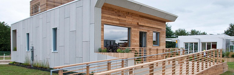 Empowerhouse Wins Affordability Contest at Solar Decathlon