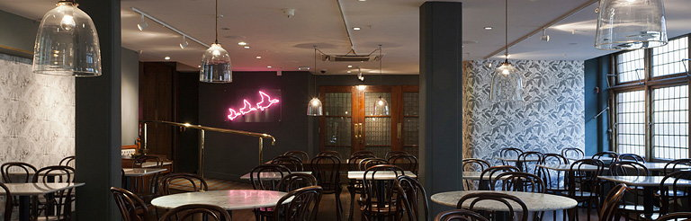 SHH Revamps Cafe Liberty