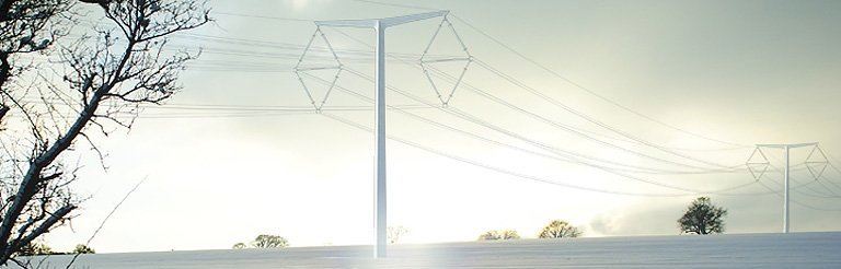 Winner of the Pylon Design Competition Announced