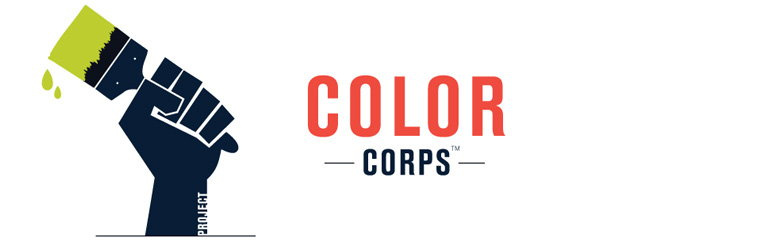 Project Color Corps - Volunteer Organization Infuses Color and Energy into Urban Neighborhoods Nationwide