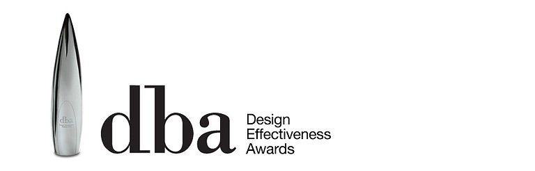 2012 DBA Design Effectiveness Awards Shortlist