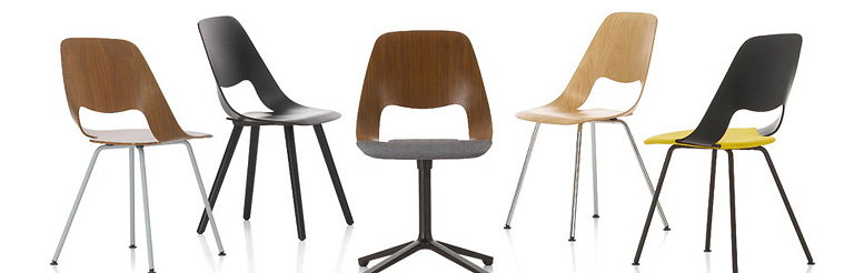 The Jill Chair from Vitra