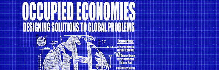 Occupied Economies - Designing Solutions to Global Problems
