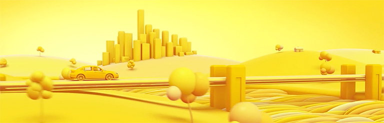 Superfad Crafts Animation for New Hertz Campaign