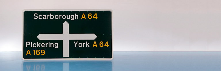Design Museum Adds M1 Motorway Sign, AK-47 Rifle and Sony Walkman to Its Collection