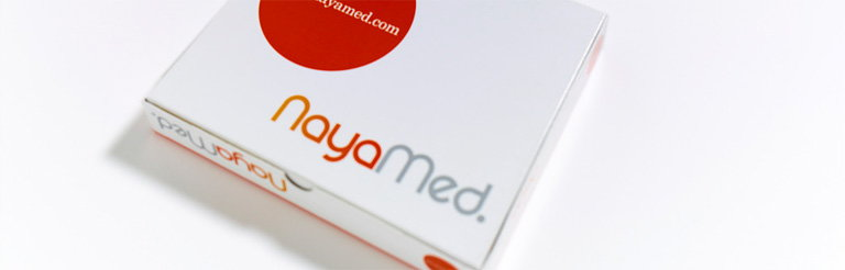 Webb deVlam Gets to the Heart of Brand Identity for NayaMed