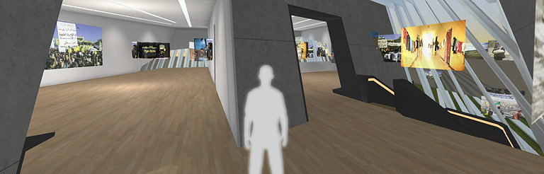 Virtual Broad Art Museum