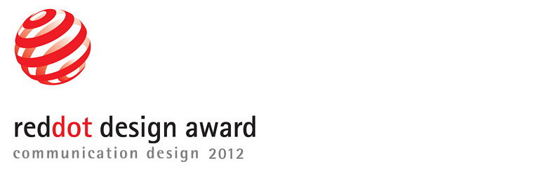 Red Dot Award - Communication Design 2012